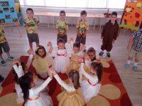 """Есенен празник организираха малчугани от приказния филиал на ДГ """"Щастливо детство"""""""