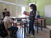 Обратно в училище – инициатива на Езиковата гимназия в Плевен