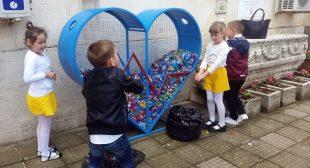 270 кг пластмасови капачки събраха жителите на община Гулянци