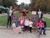 """Деца от ДГ """"Калина"""" – Плевен се включиха в кампанията """"Капачки за бъдеще"""""""