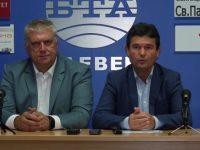 Найден Зеленогорски: Уверени сме, че Георг Спартански ще спечели изборите още на първи тур