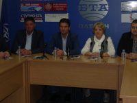 """Плевенчани да гласуват масово в неделя и да подкрепят Георг Спартански, призоваха от МК """"Демократична България – Обединение"""""""