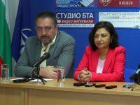 Мартин Митев: ГЕРБ е първа политическа сила в община Плевен
