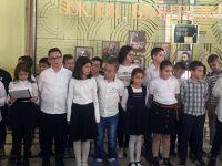 """В ОУ """"Св.Климент Охридски"""" – Плевен честваха Деня на народните будители"""
