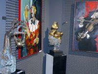 """Изложбата """"Убавка и Костика – скулптура и живопис"""" вГалерия за съвременно изкуство """"Дориан"""" /снимки/"""