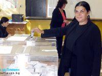 Велислава Кръстева: Гласувах за промяна, защото обичам Плевен