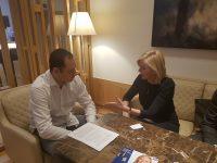Петър Витанов към европейския омбудсман: Европейските граждани искат повече прозрачност!