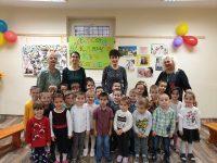 """Децата от ДГ """"Пролет"""" отбелязаха Деня на християнското семейство"""