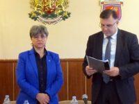 Кметът на община Долна Митрополия Поля Цоновска официално встъпи в правомощия за третия си мандат