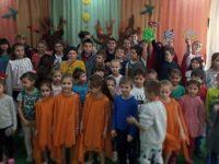 """Малчугани от ДГ """"Калина"""" и ученици от ОУ """"Св. Климент Охридски"""" със съвместна инициатива"""