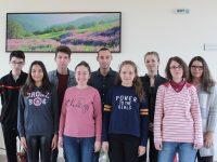 Девет ученици от Езикова гимназия – Плевен  на национален кръг на Многоезично състезание
