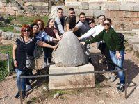 Ученици от Езиковата в Плевен участваха в международна среща в Гърция