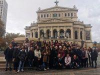 Екип от Езиковата гимназия – Плевен посети Германия по проект