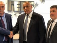 След среща с Пламен Тачев и д-р Костадинов премиерът Борисов разпореди отпускането на 9 млн. лв за свлачището в Червен бряг