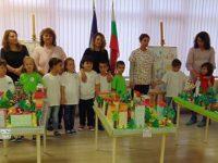 """По-зелен град създадоха малки сръчковци от ДГ """"Щастливо детство"""" – Плевен"""