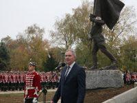 Георг Спартански за подвига на героите, обединени от името България!