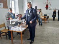 Георг Спартански: Гласувам за почтеността в политиката, да има предвидимост, публичност и прозрачност в правенето на политика!
