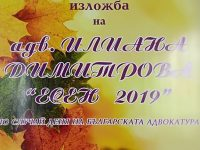 Изложба на адвокат Илиана Димитрова ще бъде открита днес