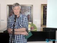 Илко Иларионов представя днес нова поетична книга