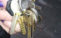 Изгубени ключове са намерени на спирката на Стоматологията!