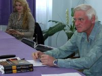 Офицер от резерва в Плевен представи своя книга с интересни факти за българите