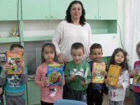 """В ДГ """"Локомотив"""" – Левски работят по проект за допълнително обучение на деца от уязвими групи"""
