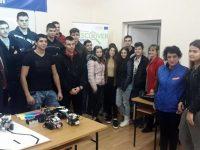 Клуб по роботика открива Технически университет – Габрово в ПГ по механоелектротехника