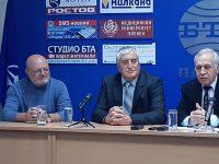 """НФСБ и ПП """"Обединени земеделци"""" подкрепиха кандидатурата на Георг Спартански"""