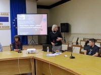 Дискусия – пърформанс за изкуството събра творци в Плевен