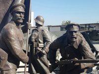 На 16 ноември откриват паметника на Девета пехотна плевенска дивизия