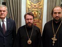 Румен Петков покани Волоколамския митрополит Иларион на конференция в Плевен