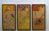 Димитър Петров гостува с абстрактна живопис в Артцентър Плевен – снимки