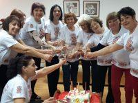 """Певческа група """"Вълшебни звуци"""" от село Победа отпразнува 15 години"""