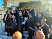 Румен Петков връчи на кмета на йорданския град Зарка посланието от кмета за Плевен за побратимяването на двата града
