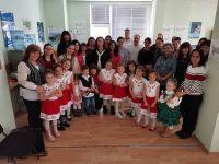 """Деца от Детска градина """"Първи юни"""" гостуваха в Басейнова дирекция – Дунавски район, Плевен"""