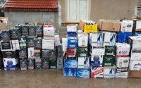 Голямо количество нелегален алкохол е открито при спецакция в област Плевен