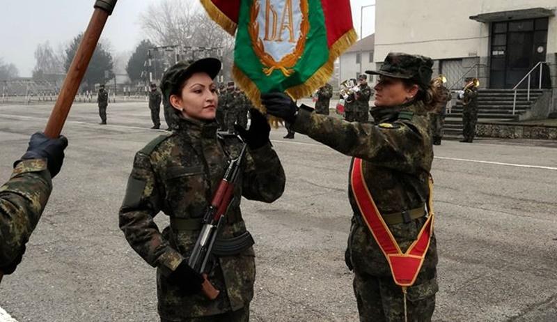 Новоназначени военнослужещи положиха клетва в 55-ти инженерен полк – Белене