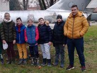 Ученици от Белене се запознават отблизо с армията и живота на войниците