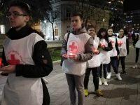Шествие в подкрепа на болните от СПИН се проведе в Плевен