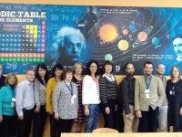 Общинският център за извънучилищни дейности в с. Байкал представи дейността си в Брюксел
