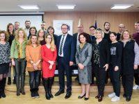 """ДФСГ """"Интелект"""" участва в Програма за училища – посланици на Европейския парламент"""