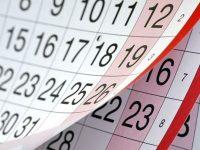 Колко дни ще работим през 2020-та и кога ще почиваме?