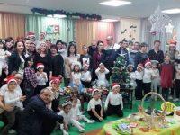 """Коледният дух е вече в ДГ """"Калина"""" – Плевен"""