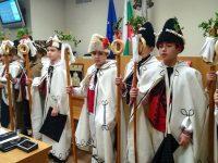 Коледари наричаха за здраве в Общински съвет – Плевен