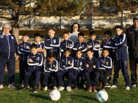 Кметът на община Левски Любка Александрова направи подарък на младите футболисти