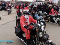 Мото Коледа в Плевен! /снимки и видео/