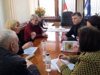 Работна среща за водоснабдяването на Плевен се проведе при областния управител