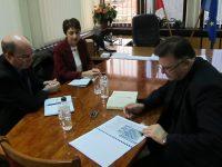 На среща при областния управител от Малтери Суфле коментираха бъдещите си проекти