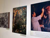 Изложба по повод 90 години от рождението на Николай Овечкин откриват днес в Панорамата