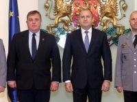 Назначеният за началник на ВВВУ – Долна Митрополия полк. Юлиян Радойски стана бригаден генерал